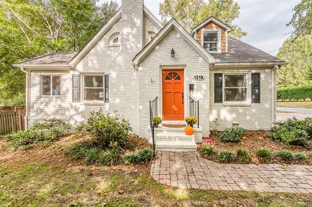 1219 Pinecrest Avenue, Charlotte, NC 28205 (#3444326) :: The Temple Team