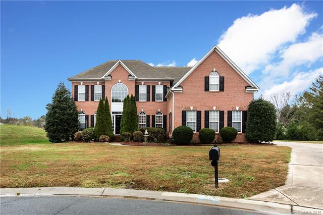 1122 Alyssum Lane, Indian Trail, NC 28079 (#3444338) :: Exit Mountain Realty