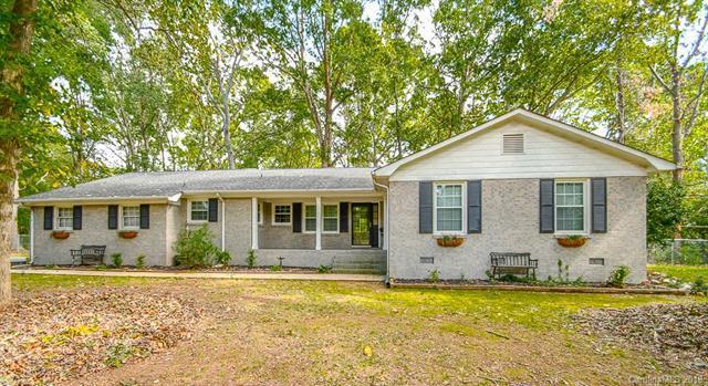 3002 Oakdale Drive, Monroe, NC 28110 (#3444362) :: Rinehart Realty