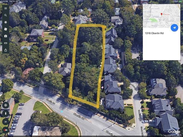 1316 Oberlin Road, Raleigh, NC 27608 (#3444400) :: Robert Greene Real Estate, Inc.