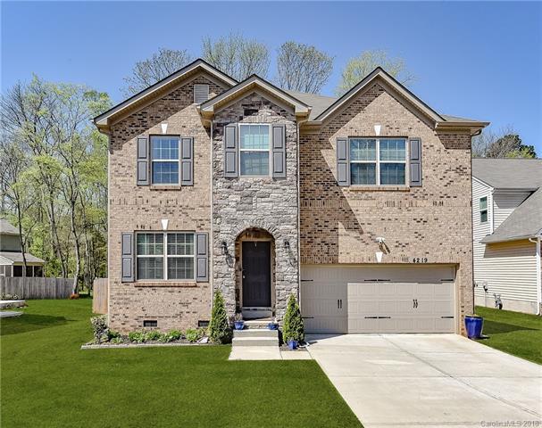 4219 Craighill Lane, Charlotte, NC 28278 (#3444502) :: Century 21 First Choice