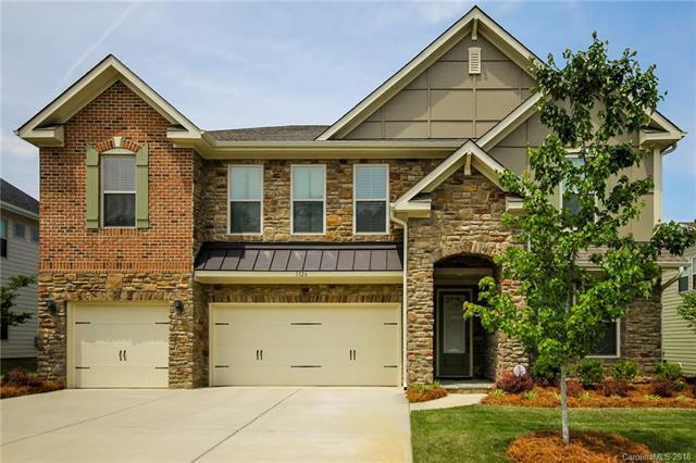 1326 Cilantro Court, Tega Cay, SC 29708 (#3444600) :: Miller Realty Group