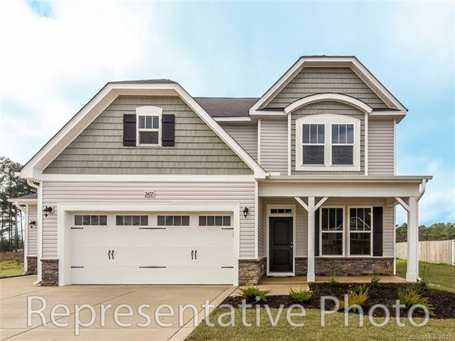 4854 Durneigh Drive #6, Kannapolis, NC 28081 (#3444643) :: Roby Realty