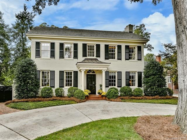 2026 Wellesley Avenue, Charlotte, NC 28207 (#3444691) :: Scarlett Real Estate