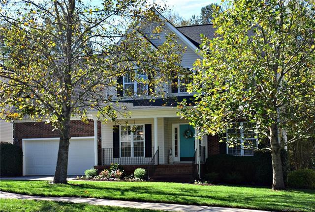 2214 Candlelight Woods Drive, Matthews, NC 28105 (#3444725) :: MartinGroup Properties