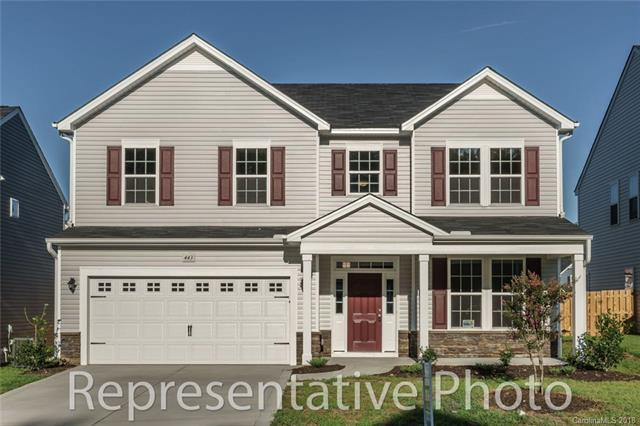 4858 Durneigh Drive #5, Kannapolis, NC 28081 (#3444735) :: Roby Realty