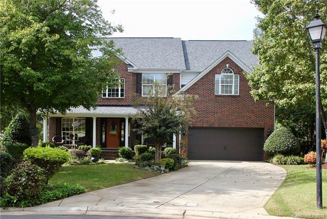 13302 Broadwell Court, Huntersville, NC 28078 (#3444763) :: Roby Realty