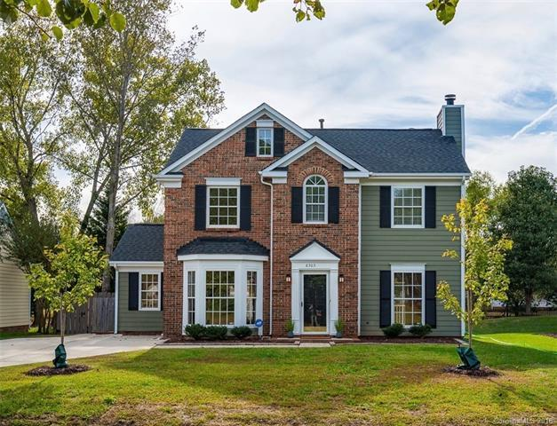 8303 Hirsch Drive, Charlotte, NC 28277 (#3444764) :: Stephen Cooley Real Estate Group