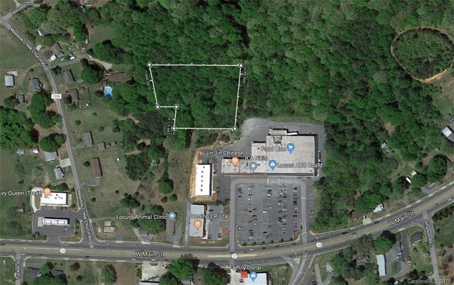000 W Main Street, Locust, NC 28097 (#3444780) :: Stephen Cooley Real Estate Group