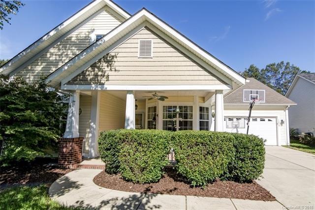 1080 Stonedown Lane, Matthews, NC 28104 (#3444801) :: MECA Realty, LLC
