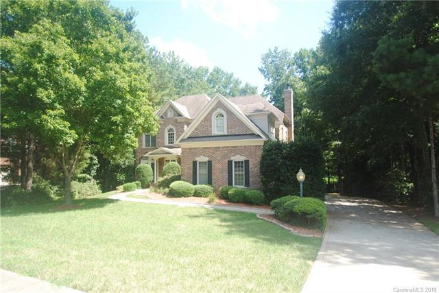 3414 Fawn Hill Road, Matthews, NC 28105 (#3444816) :: High Performance Real Estate Advisors