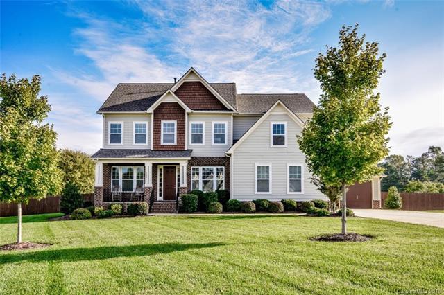 154 Farm Knoll Way, Mooresville, NC 28117 (#3444944) :: Chantel Ray Real Estate