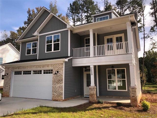 1209 Robinhood Lane #58, Kannapolis, NC 28081 (#3444984) :: Exit Mountain Realty