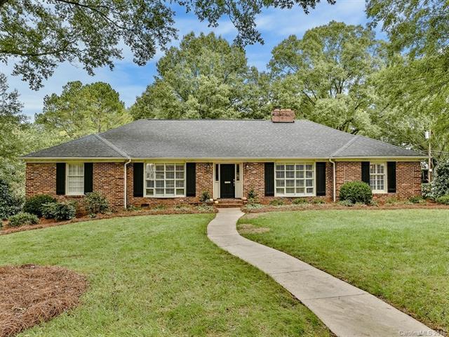 3100 Ferncliff Road, Charlotte, NC 28211 (#3445017) :: Robert Greene Real Estate, Inc.