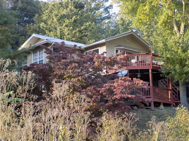 142 Riddle Cove Road, Maggie Valley, NC 28751 (#3445029) :: RE/MAX Four Seasons Realty