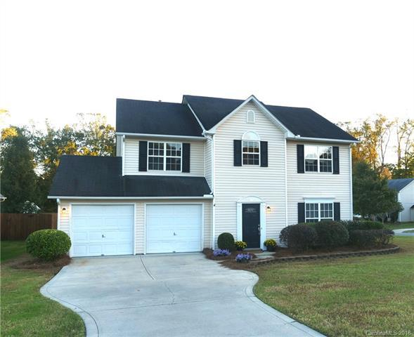 225 Carrie Court, Concord, NC 28027 (#3445113) :: Zanthia Hastings Team