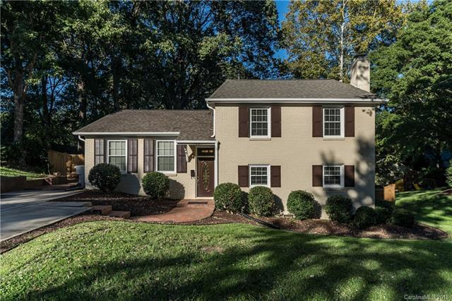 4001 Ashton Drive, Charlotte, NC 28210 (#3445137) :: The Ramsey Group