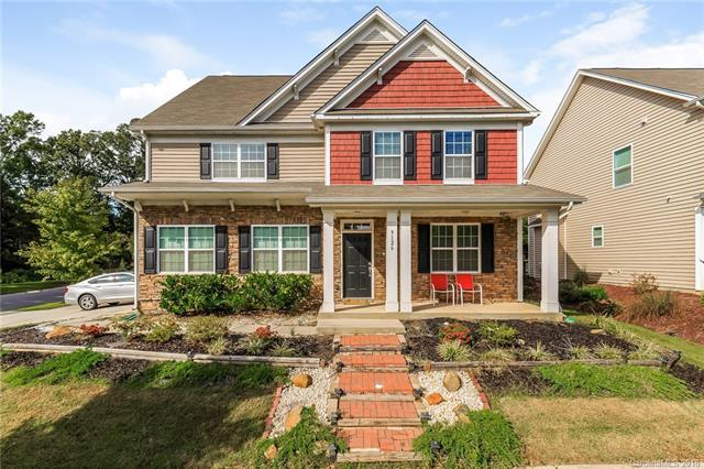 9126 Krestridge View Drive, Huntersville, NC 28078 (#3445217) :: The Ramsey Group