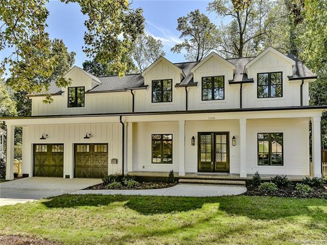1108 Linda Lane, Charlotte, NC 28211 (#3445221) :: High Performance Real Estate Advisors