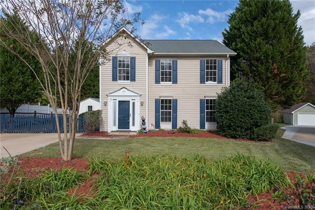 3406 Pondridge Court #26, Charlotte, NC 28269 (#3445250) :: LePage Johnson Realty Group, LLC