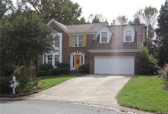 9040 Tayside Court, Huntersville, NC 28078 (#3445284) :: The Ramsey Group