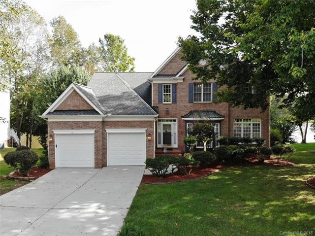 15603 Northstone Drive, Huntersville, NC 28078 (#3445300) :: The Temple Team