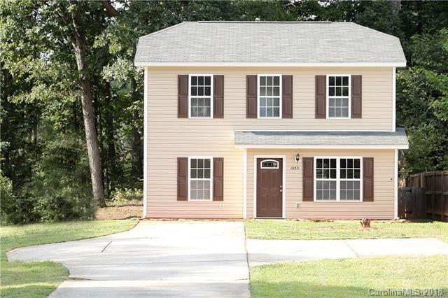 1033 Dale Avenue, Charlotte, NC 28216 (#3445322) :: Roby Realty