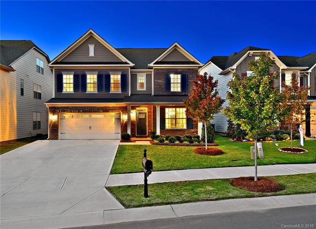 117 Creekside Crossing Lane, Mooresville, NC 28117 (#3445423) :: MartinGroup Properties