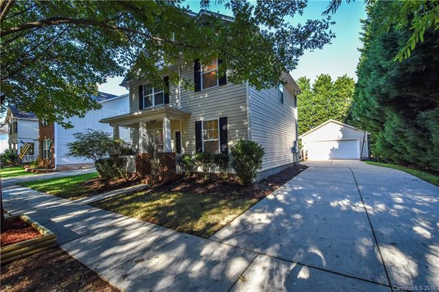 12624 Windyedge Road, Huntersville, NC 28078 (#3445477) :: MECA Realty, LLC