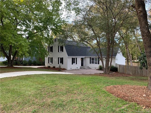 3400 Chevington Road, Charlotte, NC 28226 (#3445511) :: High Performance Real Estate Advisors