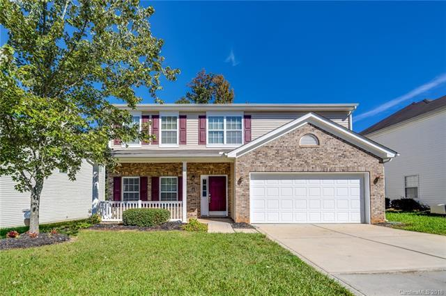 3907 Caldwell Ridge Parkway, Charlotte, NC 28213 (#3445647) :: LePage Johnson Realty Group, LLC