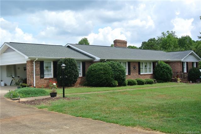 1845 Oak Grove Church Road, Ellenboro, NC 28040 (#3445744) :: Robert Greene Real Estate, Inc.