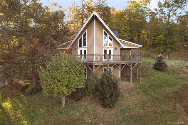 125 Holcombe Cove Road, Candler, NC 28715 (#3445843) :: The Andy Bovender Team