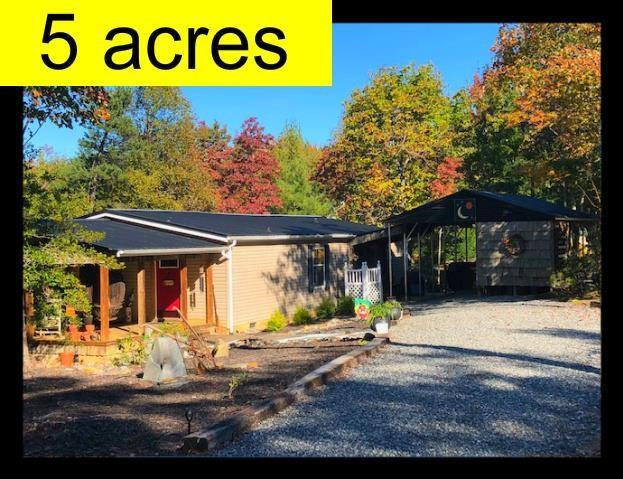 1140 Spring House Road, Millers Creek, NC 28651 (#3445884) :: The Andy Bovender Team