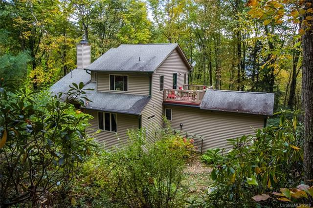 110 Mountain Creek Drive, Swannanoa, NC 28778 (#3445900) :: MartinGroup Properties