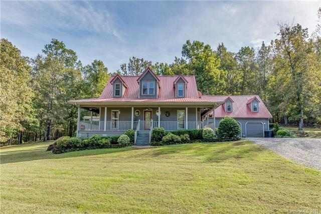3603 W Stage Coach Trail, Shelby, NC 28150 (#3446055) :: The Temple Team