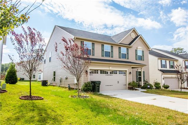 4173 Oconnell Street, Indian Trail, NC 28079 (#3446273) :: Exit Mountain Realty