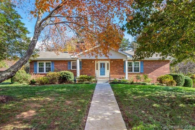 313 Woody Lane, Asheville, NC 28804 (#3446300) :: Rinehart Realty