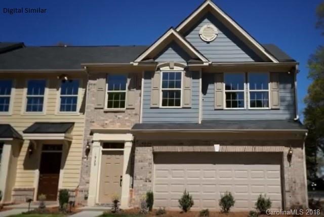 3116 Major Samuals Way 1037B, Charlotte, NC 28208 (#3446315) :: High Performance Real Estate Advisors