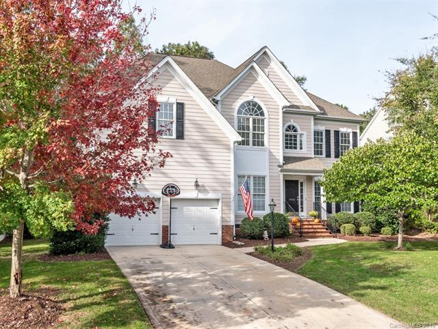 1908 Riverbank Road, Waxhaw, NC 28173 (#3446352) :: Roby Realty