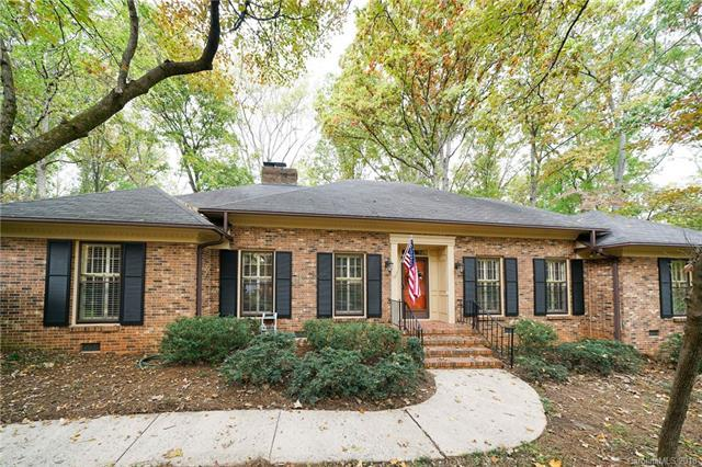 1009 Bearmore Drive #95, Charlotte, NC 28211 (#3446374) :: Stephen Cooley Real Estate Group