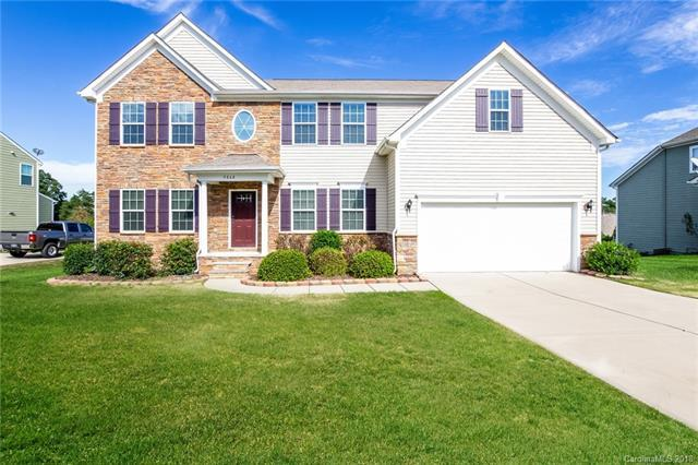 9864 Darby Creek Avenue, Concord, NC 28027 (#3446391) :: The Ramsey Group