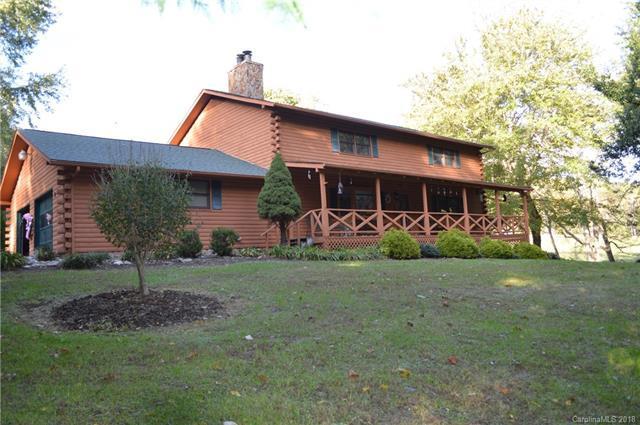 38 Roaring Creek Lane 1 & 2, Waynesville, NC 28785 (#3446409) :: Exit Mountain Realty