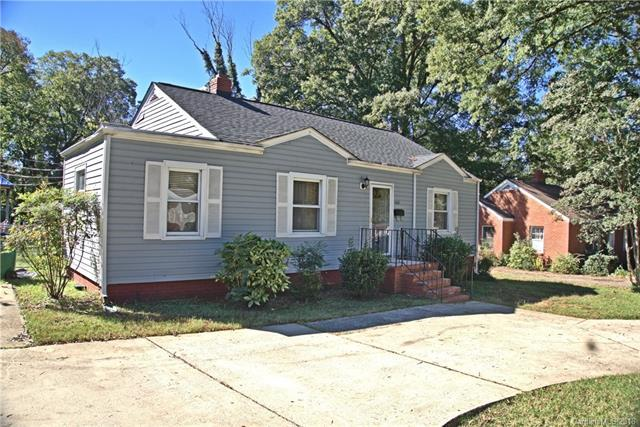 1162 Woodside Avenue, Charlotte, NC 28205 (#3446461) :: Roby Realty