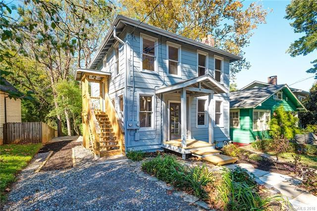 69 Magnolia Avenue, Asheville, NC 28801 (#3446487) :: Besecker Homes Team