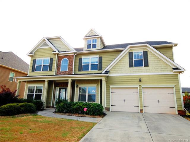 1018 Potomac Road, Indian Trail, NC 28079 (#3446489) :: Exit Mountain Realty