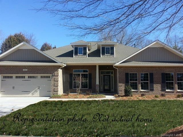 201 Hunters Hill Drive #18, Statesville, NC 28677 (#3446586) :: High Performance Real Estate Advisors
