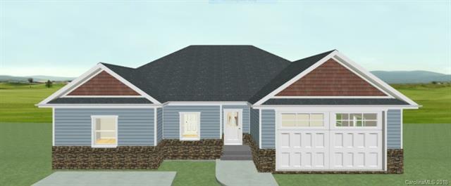 15 Scenic Mountain Drive #70, Weaverville, NC 28787 (#3446653) :: Cloninger Properties