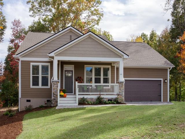505 Monarch Road, Hendersonville, NC 28739 (#3446739) :: Rinehart Realty