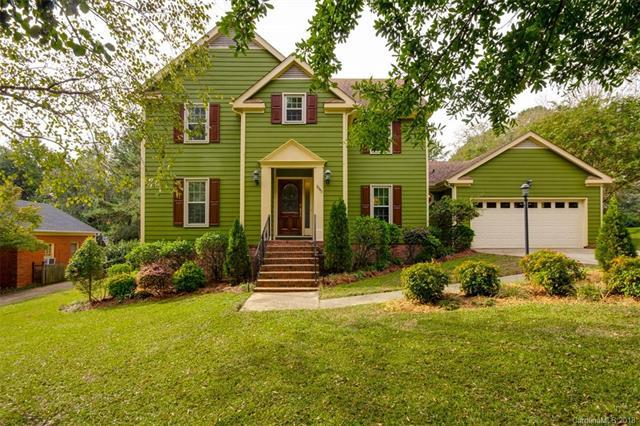 3043 Silver Birch Drive #92, Charlotte, NC 28269 (#3446755) :: The Ramsey Group